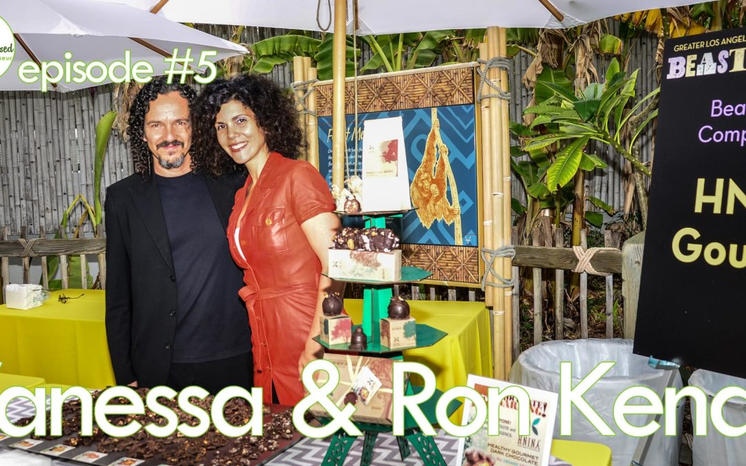 Episode #5 – Vanessa & Ron Kenan: Hnina, Not Just Any Kind of Chocolate