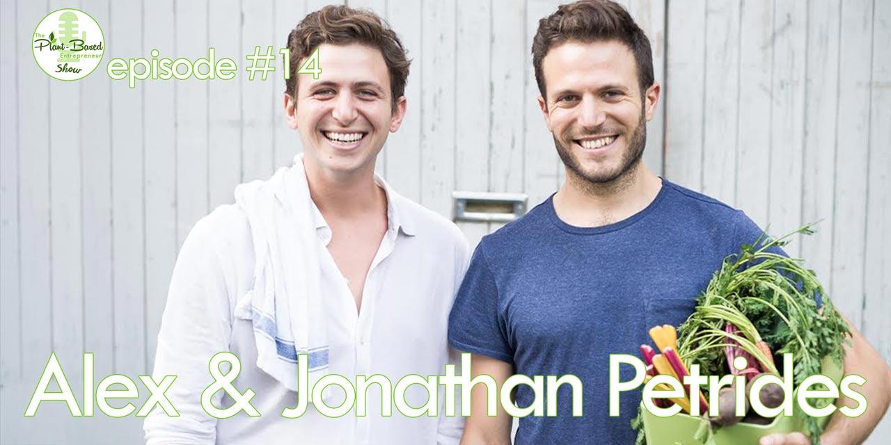 Episode #14 - Alex & JP Petrides