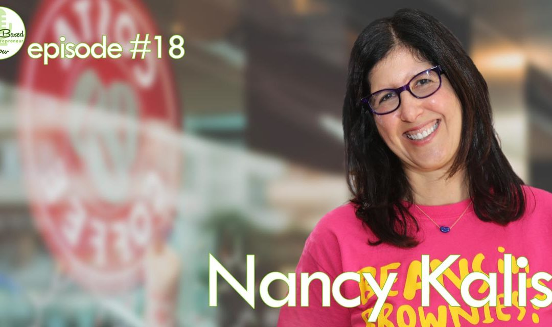 Episode #18 – Nancy Kalish: Breaking The Rules of Snacks