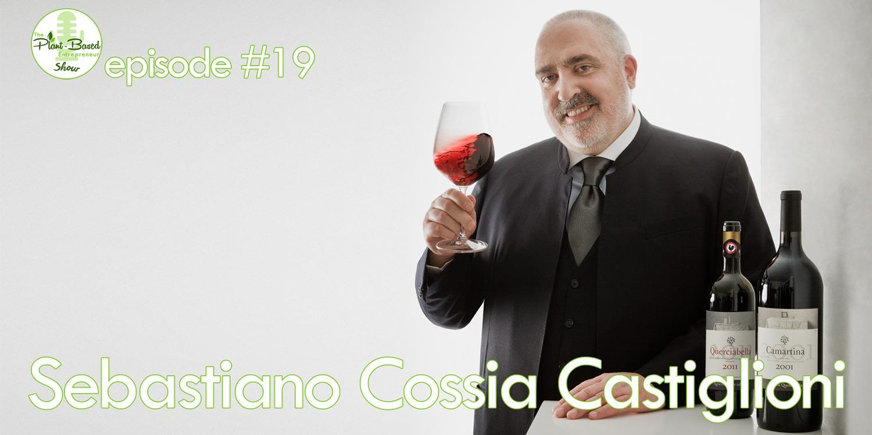 Episode #19 - Sebastiano Cossia Castiglioni