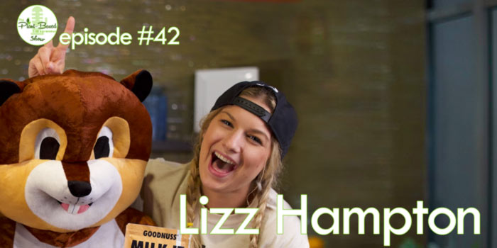 Episode #42: Lizz Hampton Wants You To Milk Your Nuts